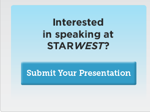 Submit presentation for STAREAST 2014 conference
