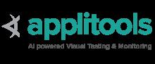 Applitools: AI-powered Visual Testing and Monitoring logo